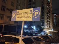 Tariflər müəyyənləşməyib, amma parklanmaya görə pul yığılır (FOTO) - Gallery Thumbnail